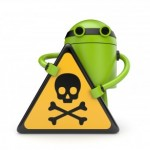 Android danger sign