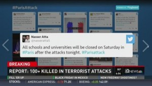 "facebook ""check in"" feature paris attacks"