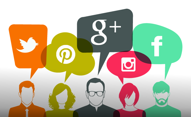promote business on social media