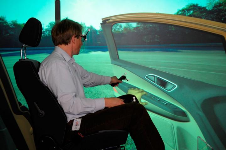 3D virtual world