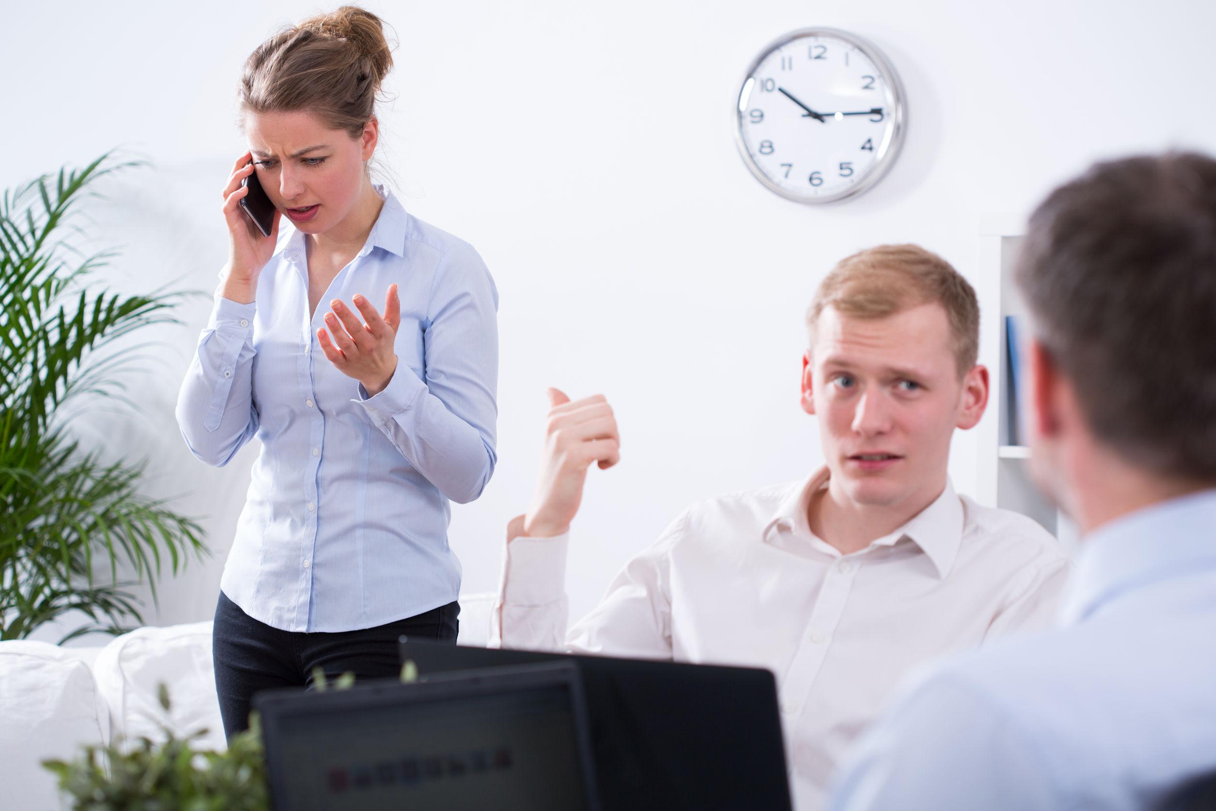 Bad Habits on Jobs
