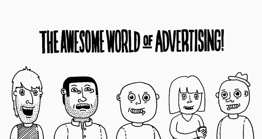 Funny Comic Advertising for Your Business