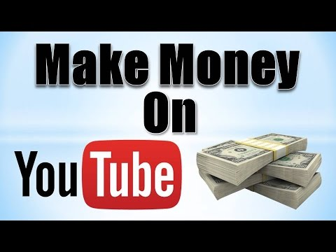 Get Income from YouTube