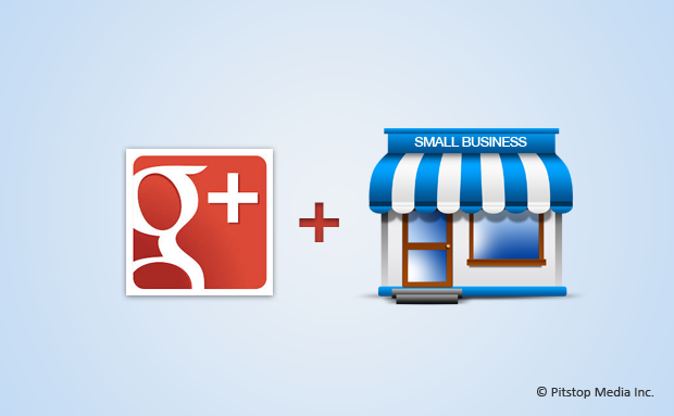 Business on Google+
