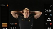 Ralph Lauren smart fitness shirt