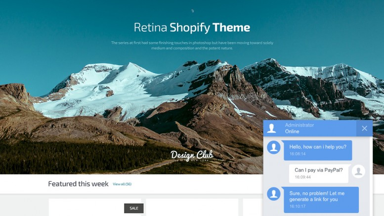 Shopify apps for customer interaction