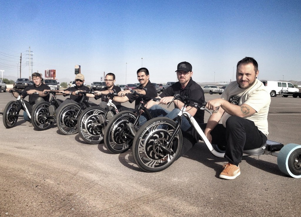 Verrado Drift Trike