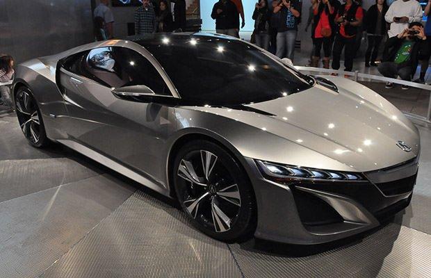 Acura-NSX 2016