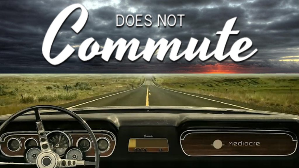 Does Not Commute