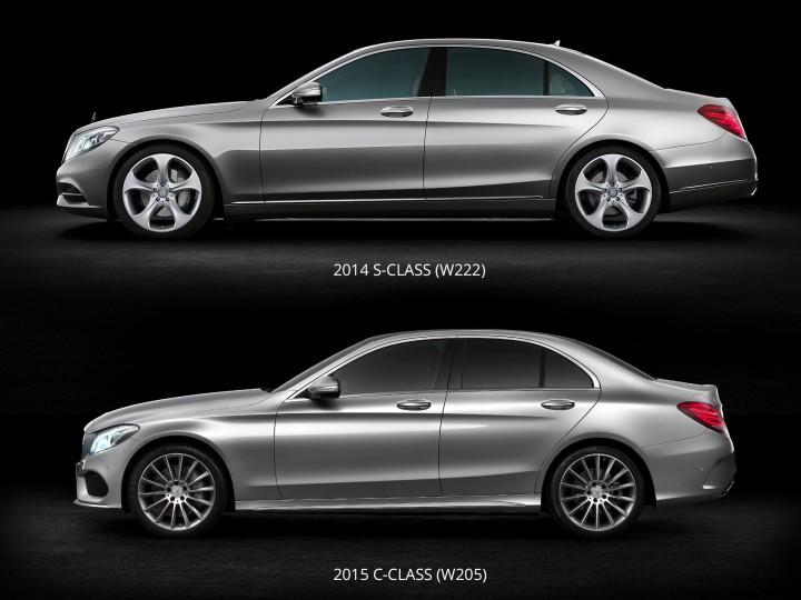 Mercedes Benz C Class Design