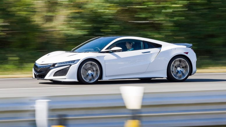 Acura NSX And Honda NSX As The Best Supercars To Come Out In 2016
