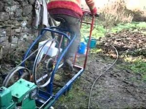 bicycle-powered-water-pump
