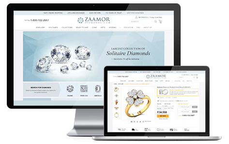 Choose the Best Design for Jewellery website