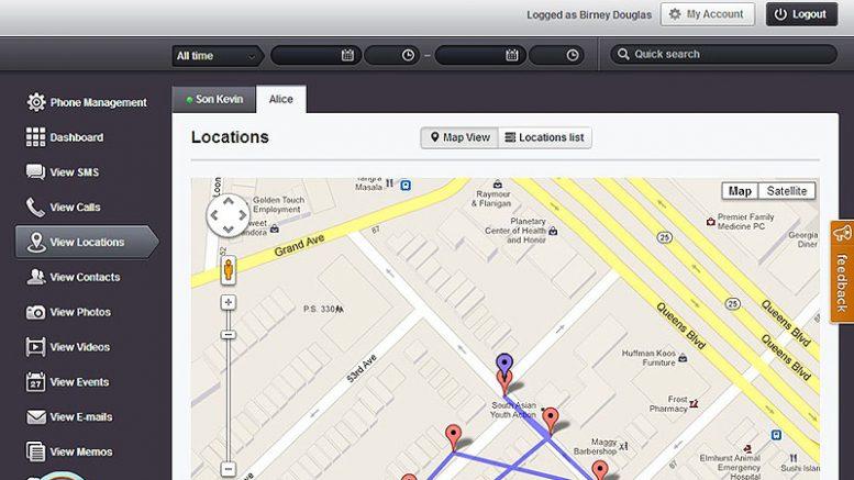 Free phone tracker software.