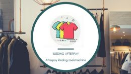 kleding afterpay