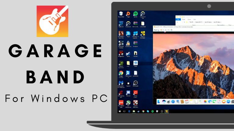 Garageband for pc all you want to know - Latest version of garage band ...