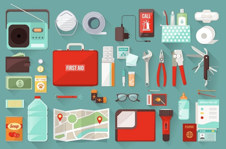 Create an Emergency Preparedness Kit