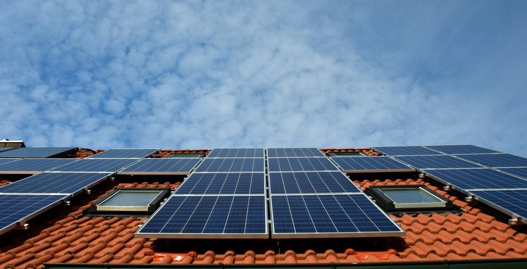 Power and Energy in a Solar Battery System