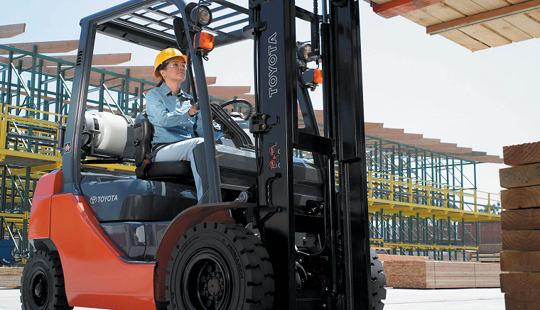 Career In Forklift Operation