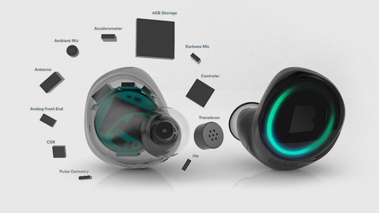 Bragi Wireless Earphones