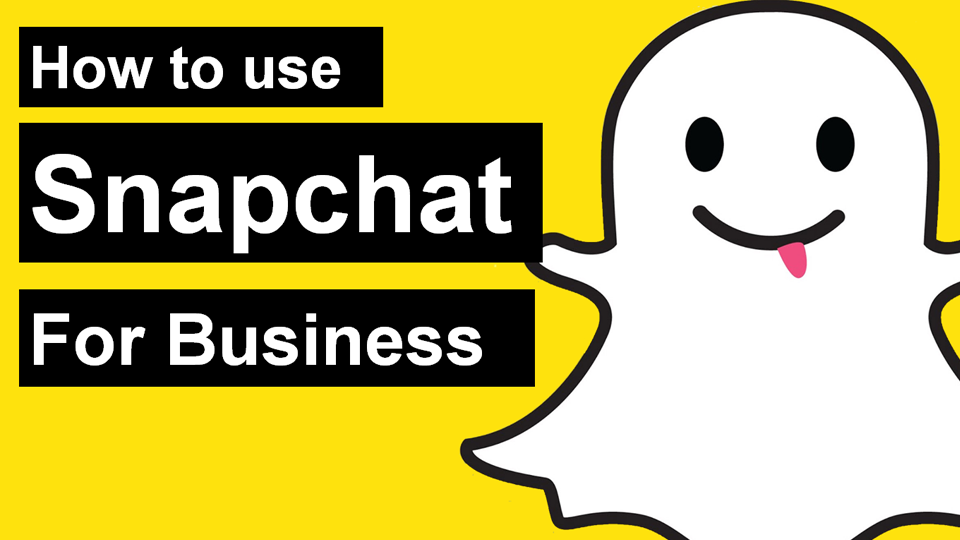 Business strategy with Snapchat