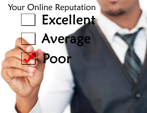 Handling negative review on business page