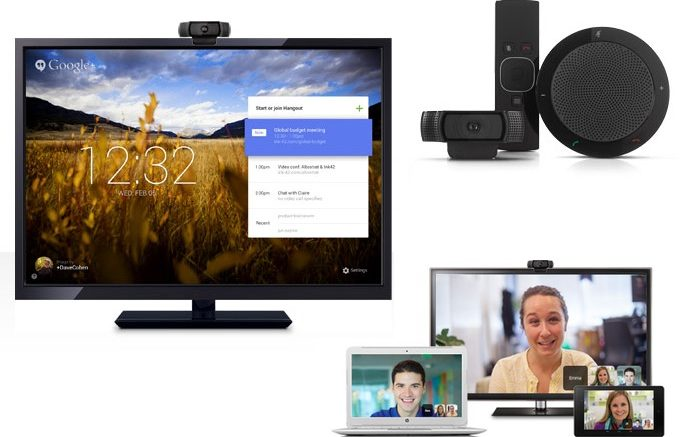 Google Chromebox for Meeting