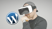 VR and Wordpress