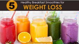 5 Healthy Breakfast