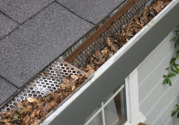 The Easy Way To Install Leaf Gutter Guards Thealmostdone Com