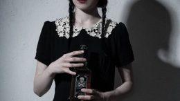 Addams Cosplay Costume