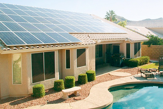 The Benefits of Home Solar Power Systems