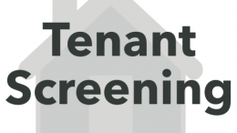 tenant screening