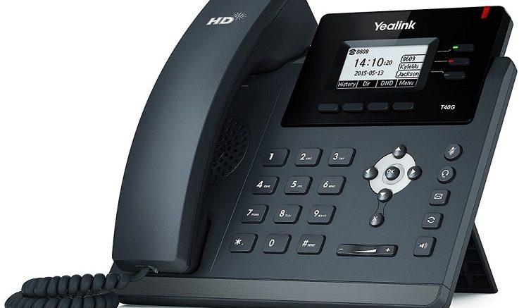 YEALINK SIP IP PHONES