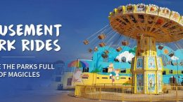 Indoor amusement rides