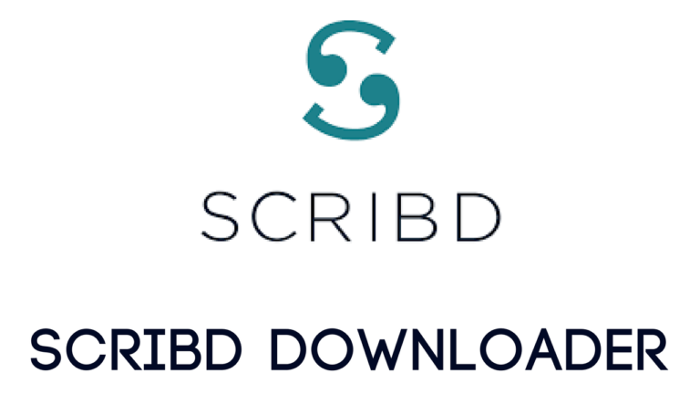 Scribd downloader