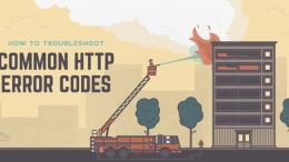 Common Http Error Codes