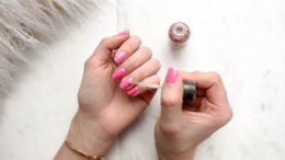 How to keep your nails looking perfect